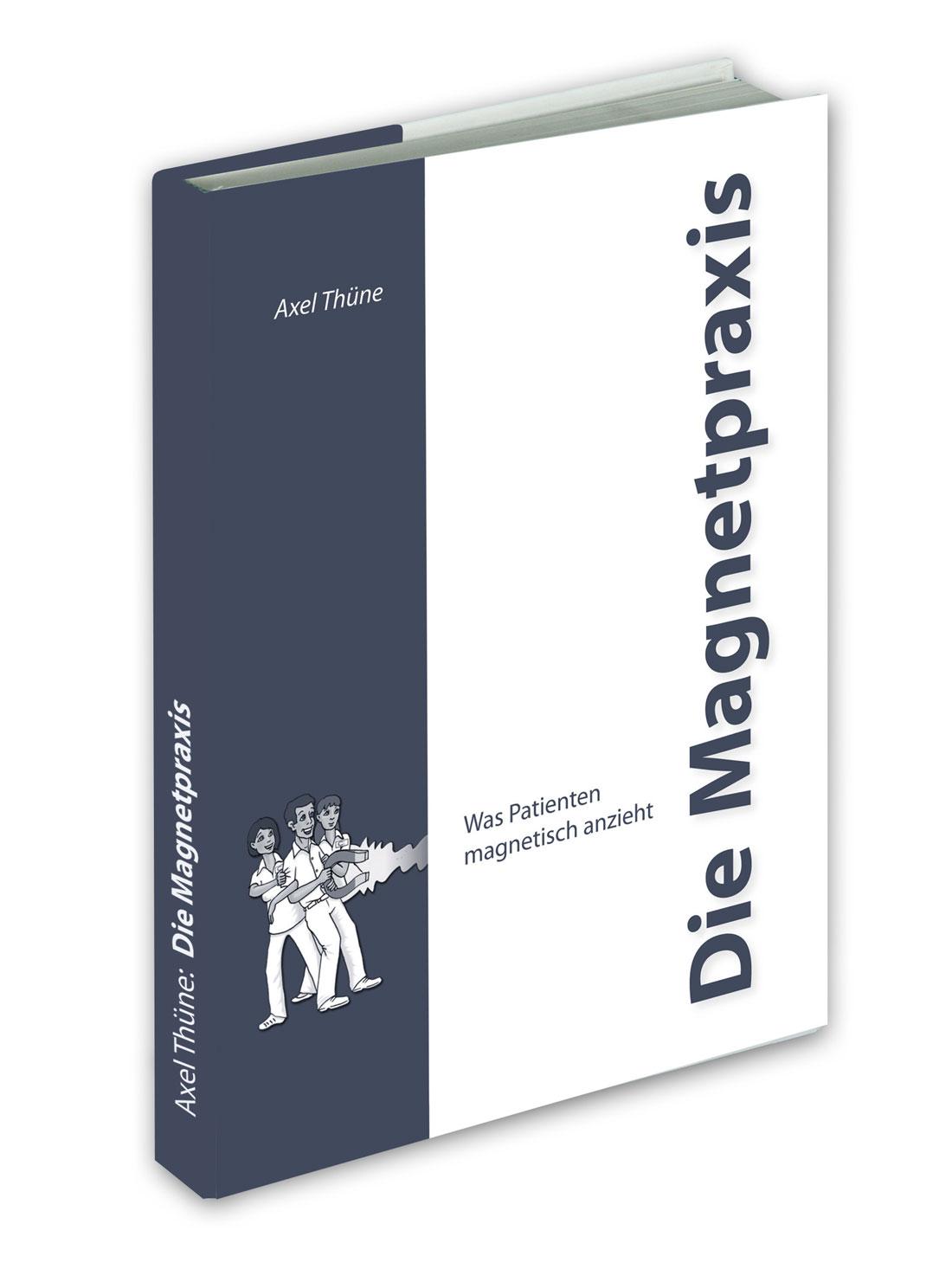 Cover von Buch «Die Magnetpraxis»